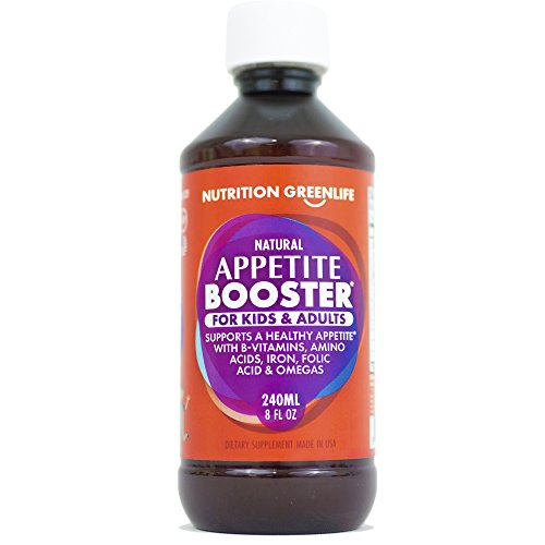 Appetite Booster Weight Gain Stimulant Supplement Eat More